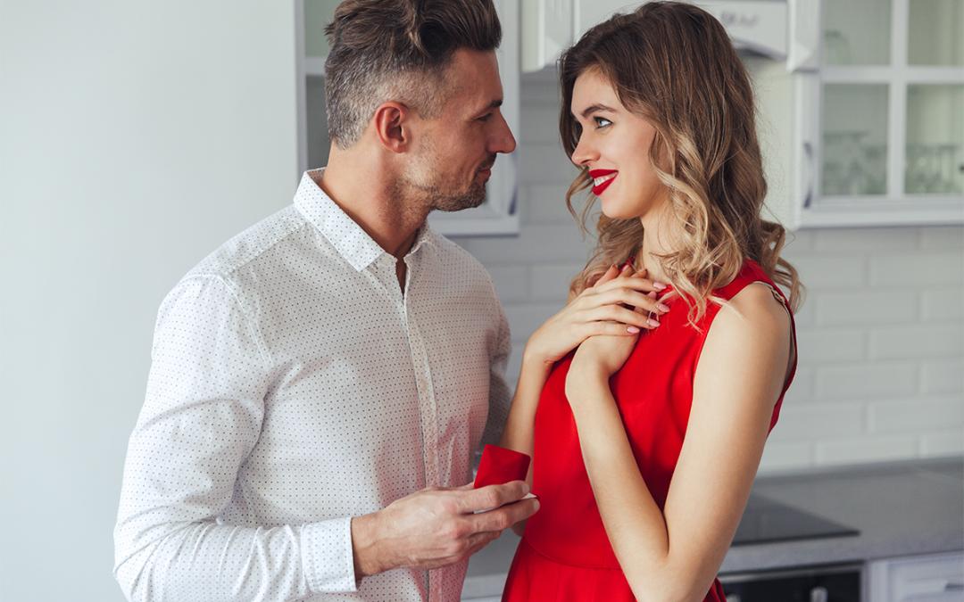 Como seducir a una mujer comprometida